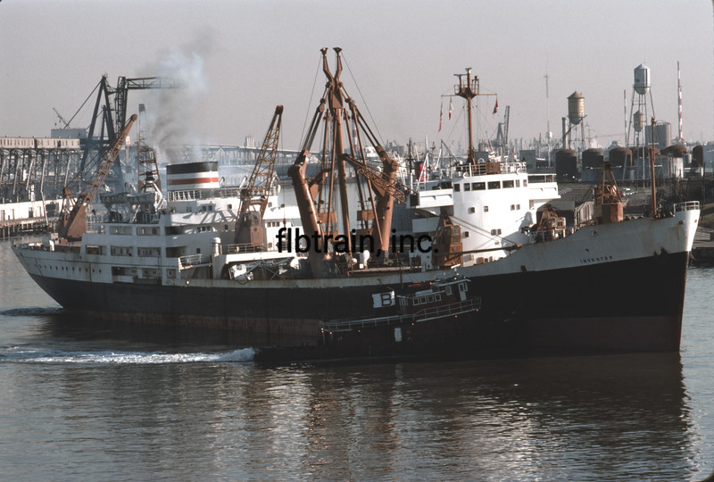 SHIP1975110030 - Ship, Port of Houston, TX, 11-1975