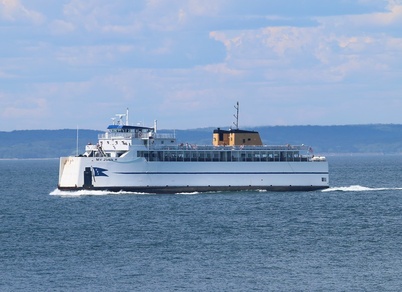Cross Sound Ferry M/V John H