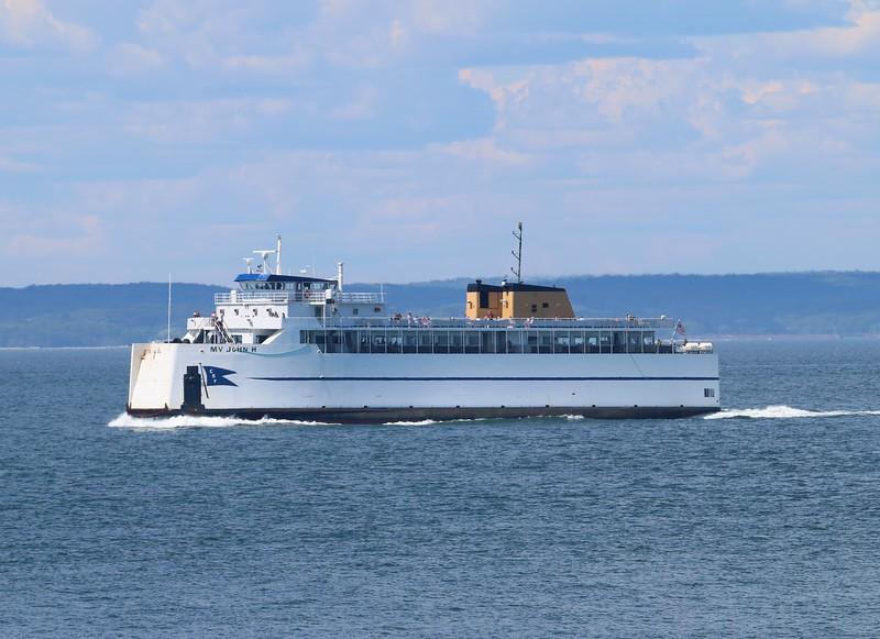 Cross Sound Ferry M/V John H