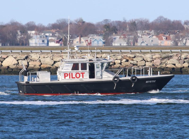Black Falcon Pier Boston, MA