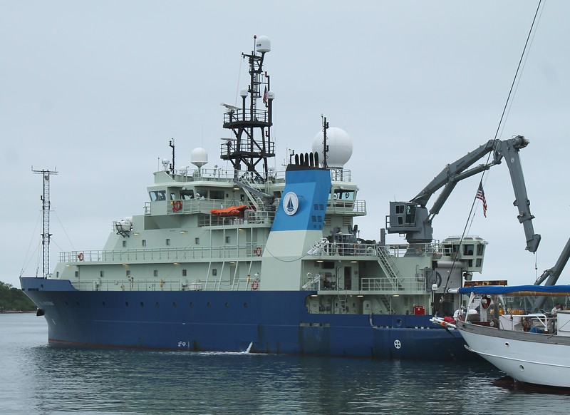 "238' Research Vessel ""Neil Armstrong"""