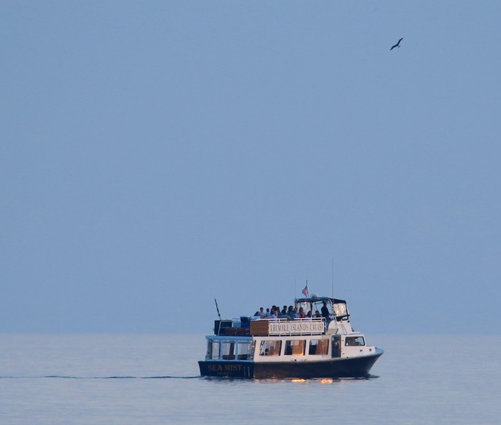 Thimble Island Cruise 'Sea Mist'
