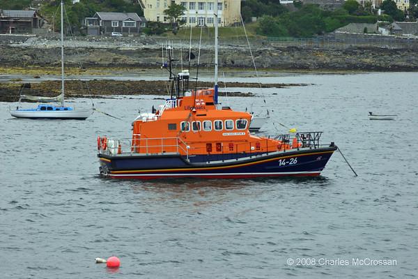 Lifeboats around the UK
