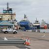 Bourbon Tern, Maersk Laser, REM Trader, Grampian Sovereign,