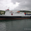 IOM Steam Packet ferry Ben_My_Chree on berth at Douglas