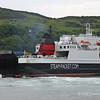 IOM Steam Packet ferry Ben_My_Chree arriving into Douglas