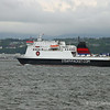 IOM Steam Packet ferry Ben_My_Chree arriving into Douglas