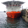 Multipurpose DP Vessel Normand Tonjer - very dark bridge