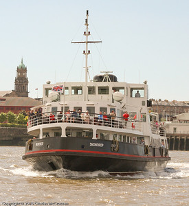 Friends of the Ferries trips