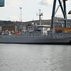 Netherlands Navy Torpedo Trials Ship MERCUUR A900