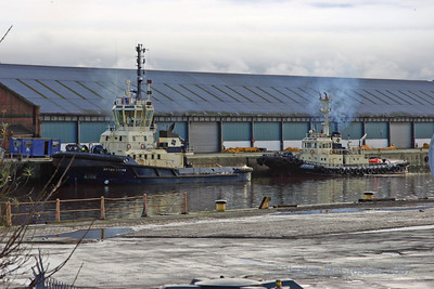Shipping around the Clyde