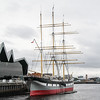 Tall ship Glenlee