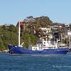 MV Bass  formerly HMAS Bass at Sydney on the Parramatta river