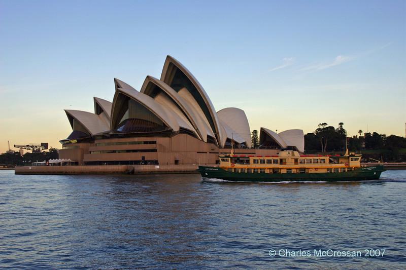 Sydney Ferry Lady Northcott