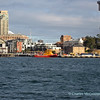 Darling harbour area with Oil Response and Firefighting tug Shirley Smith alongside