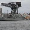 L50  HMAS Tobruk - heavy lift landing ship