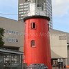 lighthouse tower preserved at Maritime Museum