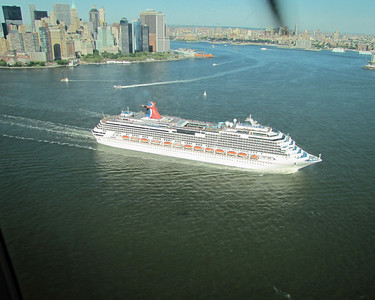 Cruise Ships & Ferries