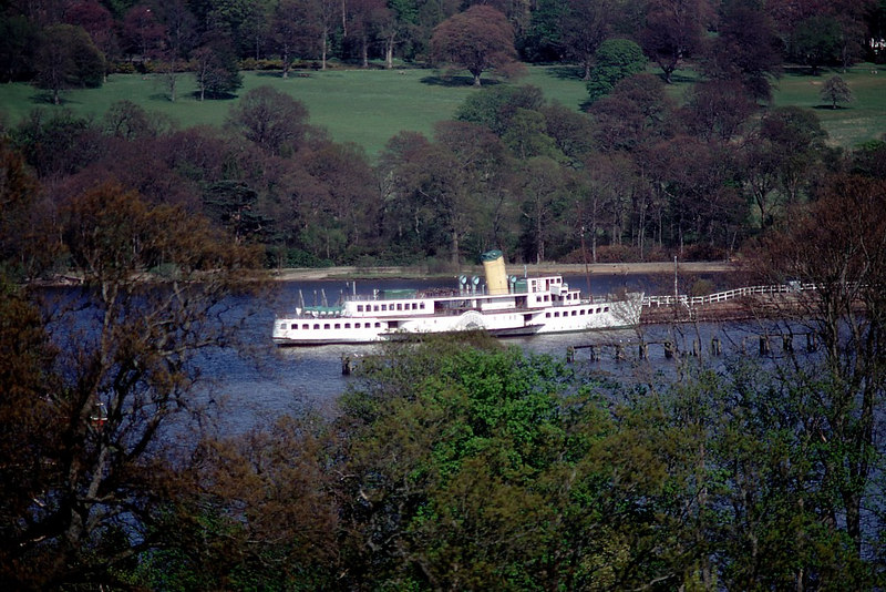 Meantime, on Loch Lomond the Scottish Transport Group, decided to withdraw the paddle steamer Maid of the Loch from service after the vessel had completed its 29th season of sailings on the loch in 1981. In March 1982 the paddler and the goodwill of the Loch Lomond excursion business were sold to a partnership of the Ind Coupe Alloa Brewery Company and Verigen Ltd, a Loch Lomond marina operator. Although the new owners indicated an intention to sail the paddler on the loch they also announced that they had puchased the much smaller and more economic motor vessel Countess of Kempock to undertake the main programme of sailings.