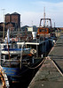 Countess of Kempock laid up at Troon in the spring of 1982
