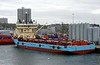 Maersk Feeder, Aberdeen, 23 May 2015