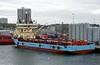 Maersk Feeder, Aberdeen, 23 May 2015