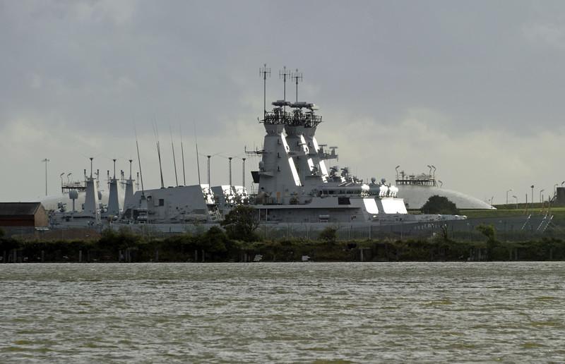 Nakhoda Ragam class corvettes, Barrow-in-Furness, Mon 16 September 2013 1.