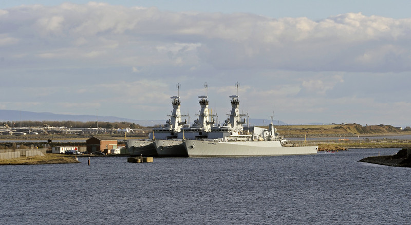 Nakhoda Ragam class corvettes, Barrow-in-Furness, 2 February 2013 2.