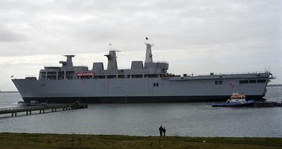 Barrow-in-Furness warships, 2001 - 2004