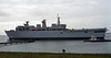 HMS Albion launch, Barrow, Fri 9 March 2001 3
