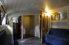First class corridor, SS Great Britain, Bristol, Tues 4 September 2012