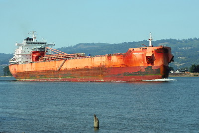 ALGOMA VISION - IMO 9640944 - Self-Discharging Bulk Carrier - Built 2013