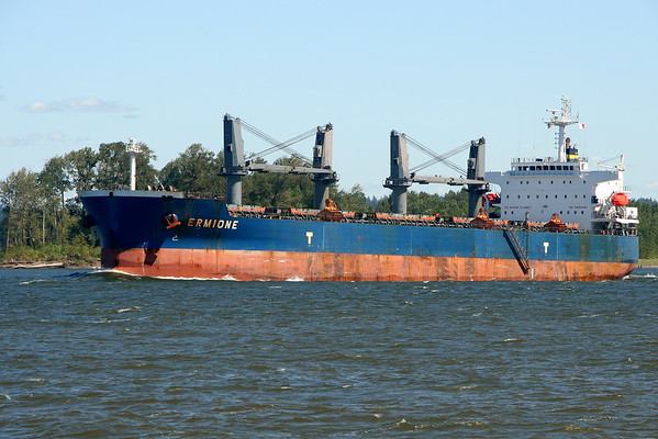 ERMIONE - IMO 9360025 - Built 2008