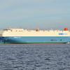 Emerald Ace<br /> <br /> Photo Taken Sept 26 2013 Baltimore, MD<br /> USCG #<br /> IMO# 9539236<br /> Year: 2012<br /> Flag: Marshall Islands<br /> Class: 345 - Vehicle Carrier<br /> Length: <br /> Builder: MHI KOBE SHIPYARD & MACHINERY WORKS - KOBE, JAPAN<br /> Hailing Port:<br /> Owner: MITSUI OSK LINES - TOKYO, JAPAN