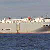Rockies Highway<br /> <br /> Photo Taken Sept 30 2013 Baltimore, MD<br /> 345- Vehicle Carrier<br /> USCG #<br /> IMO# 9325427<br /> Year: 2006<br /> Flag: Panama<br /> Class:<br /> Length:<br /> Builder: NAIKAI SHIPBUILDING SETODA FACTORY - ONOMICHI, JAPAN<br /> Hailing Port:<br /> Owner: FUKUNAGA KAIUN - SAIKI, JAPAN