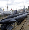 HMS Ocelot, Chatham dockyard, Sat 9 June 2012 2.