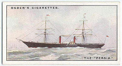 """More information on RMS Persia here:<br /> <br /> <a href=""""http://www.clydesite.co.uk/clydebuilt/viewship.asp?id=8456"""">http://www.clydesite.co.uk/clydebuilt/viewship.asp?id=8456</a>"""