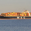MSC Heidi<br /> <br /> Photo Taken Oct ?? 2013 Baltimore, MD<br /> Container Ship<br /> USCG #<br /> IMO# 9309473<br /> Year: 2006<br /> Flag: Panama<br /> Class:<br /> Length:<br /> TEU (Container Capacity): 8402<br /> Builder: DAEWOO SHIPBUILDING & MARINE ENGINEERING - GEOJE, SOUTH KOREA<br /> Hailing Port: Panama<br /> Owner: MEDITERRANEAN SHIPPING - GENEVA, SWITZERLAND