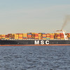 MSC Pamela<br /> TEU (Container Capacity): 9178<br /> <br /> Photographed 2/28/14 Baltimore, MD