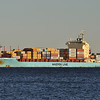Maersk Vallvik<br /> Photo Taken: Nov 18 2013<br /> TEU (Container Capacity): 1800