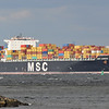 MSC Candice<br /> TEU (Container Capacity): 9580