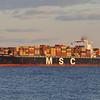 MSC Toronto<br /> TEU (Container Capacity): 8089