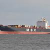 MSC Erminia<br /> TEU (Container Capacity): 3720
