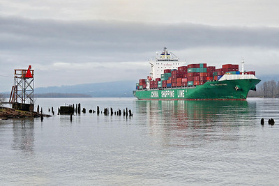 CSCL FELIXSTOWE   IMO number : 9227039