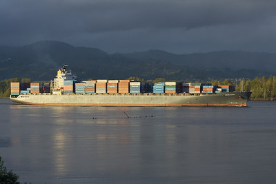 HANJIN MUNDRA (9139490) Gross tonnage: 53324 Year of build: 1997 Flag: Germany