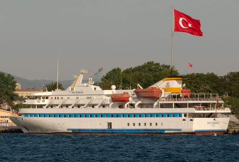 Mavi Marmara, Istanbul, 29 May 2009 2