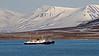 Nordstjernen, off Longyearbyen (Spitzbergen), 8 June 2008