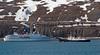 Ocean Majesty & Nordstjernen, Longyearbyen (Spitzbergen), 8 June 2008