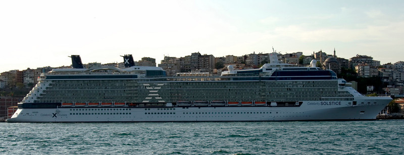 Celebrity Solstice, Istanbul, 29 May 2009 2