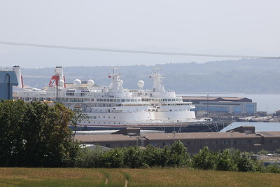 Black Watch and Boudicca at Rosyth